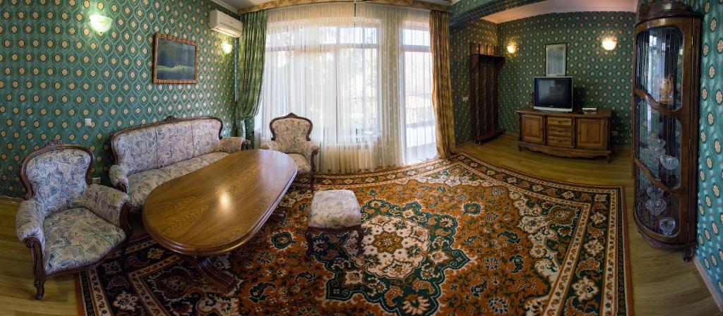 Ливадия гостиничный дом своими руками