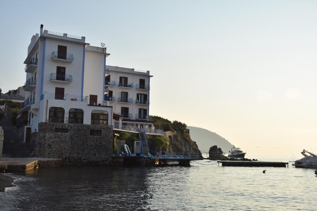 Hotel Rocce Azzurre Lipari Italy Bookingcom