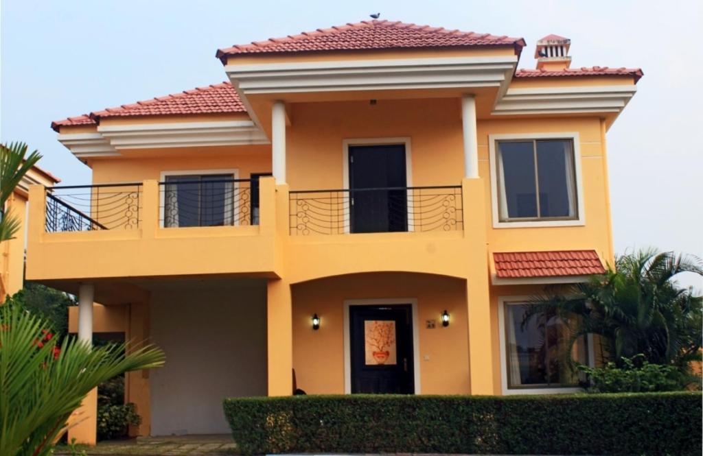 Santa Fe Villas Goa Majorda India