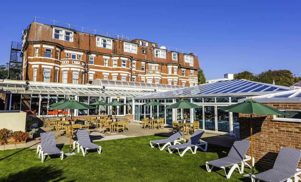Bournemouth West Cliff Hotel Formerly Hallmark Updated 2018 Prices