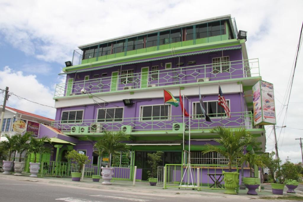 Princess hotel guyana casino