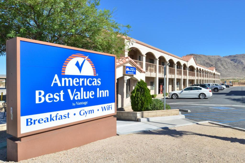 Americas Best Value Inn-joshua Tree  Twentynine Palms  Ca