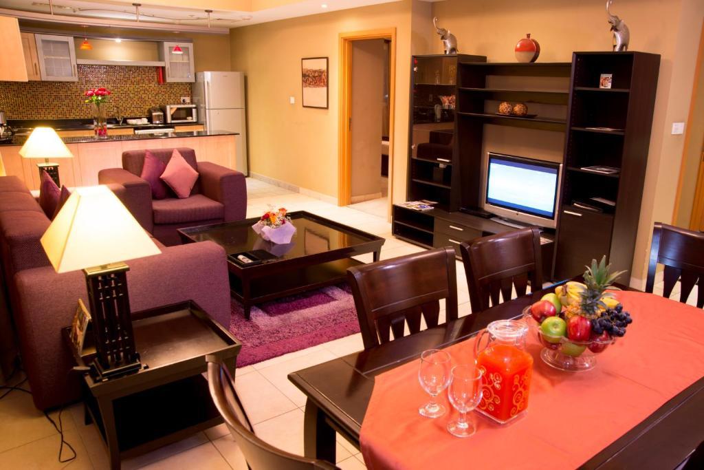 Dusit Pearl Coast Premier Hotel Apartments Dubai United Arab