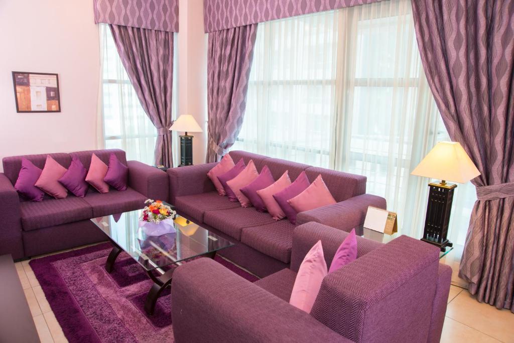 Pearl Coast Premier El Apartments Dubai Standard