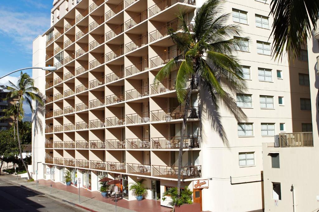 パール ホテル ワイキキ(Pearl Hotel Waikiki)