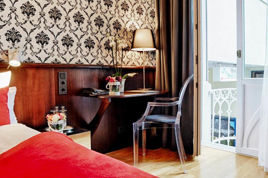 Garni Hotel Drei Lilien Deutschland Wiesbaden Booking Com