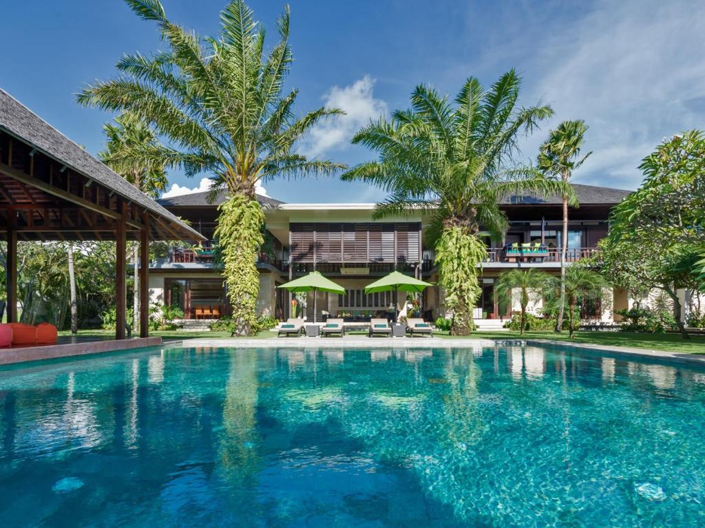 The swimming pool at or near Bendega Villas - an elite haven