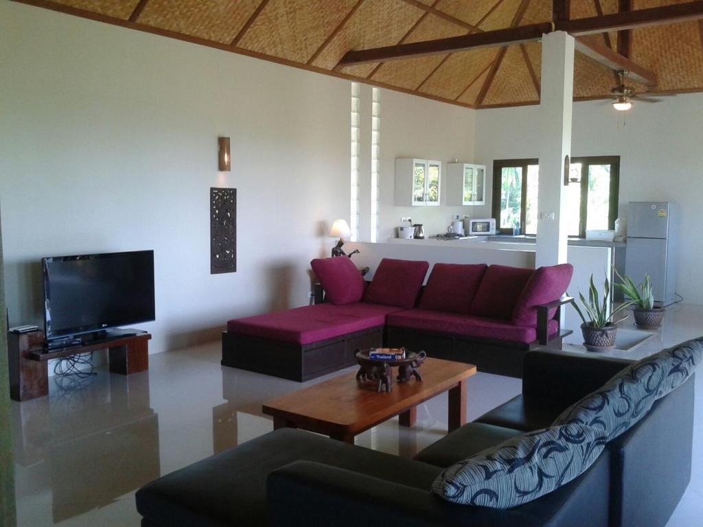 Sea View Villa, Thong Nai Pan Yai, Thailand - Booking.com