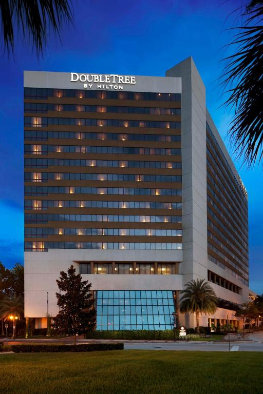 Hotel Doubletree Hilton Downtown Orlando Fl Booking Com
