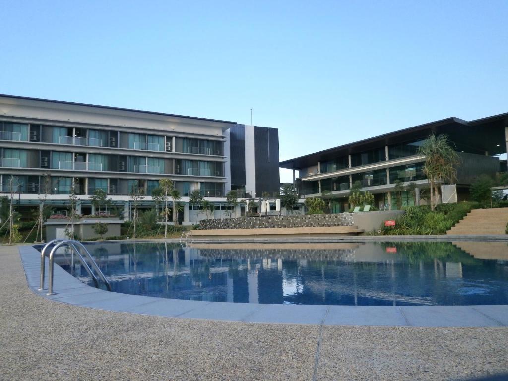 Samalaju resort hotel bintulu malaysia for Hotel reserver