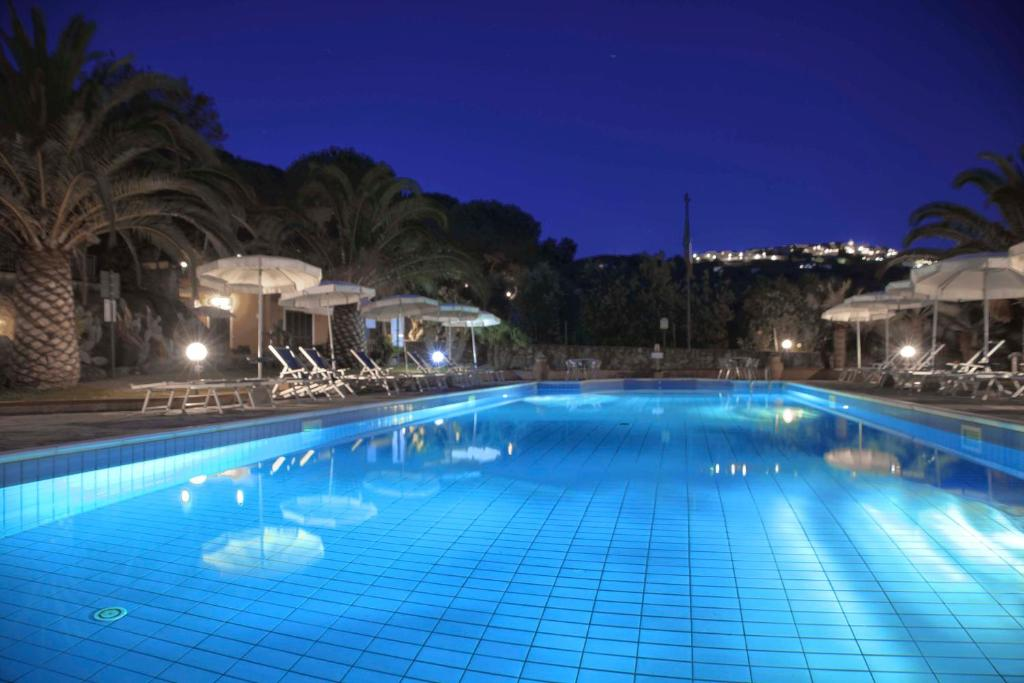 The swimming pool at or near Country Hotel Residence Da Pilade