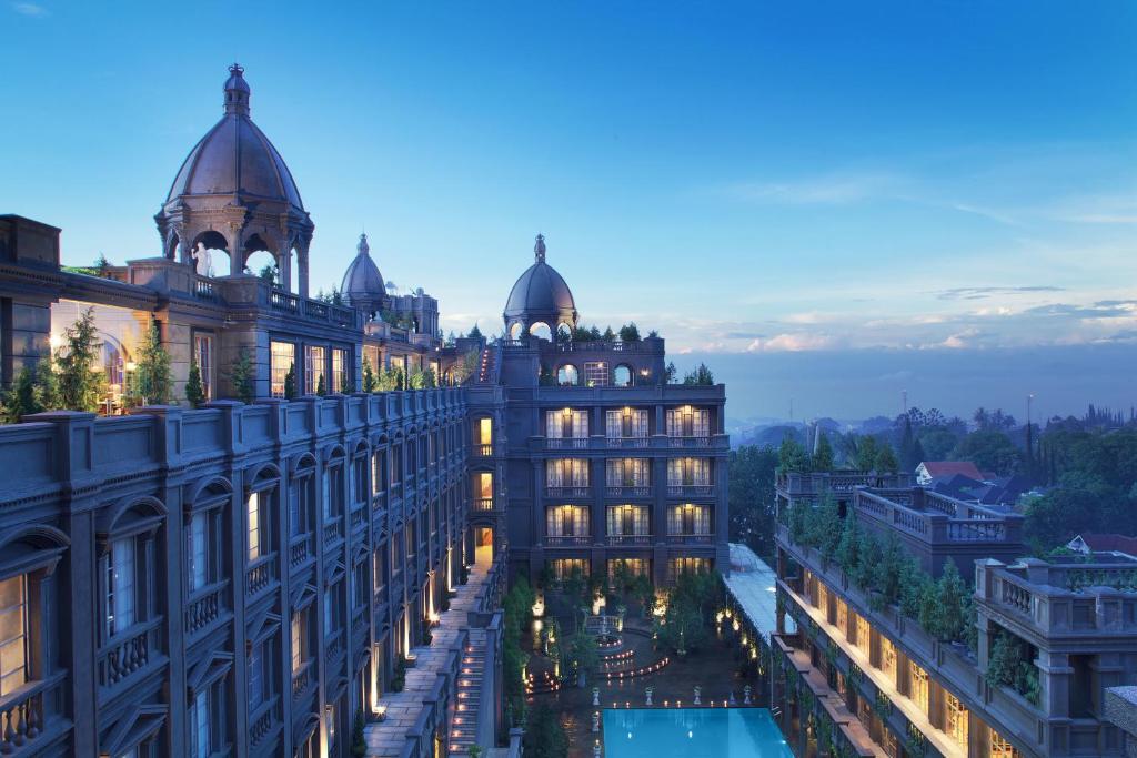 Hotel InterContinental Bandung Dago Pakar, Indonesia ...
