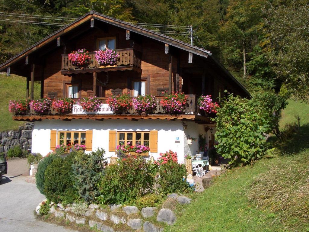 ferienwohnung haus buchenwald deutschland ramsau bei. Black Bedroom Furniture Sets. Home Design Ideas