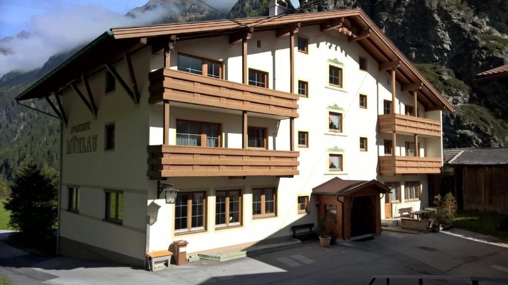 Appartement mühlau, sölden, austria   booking.com