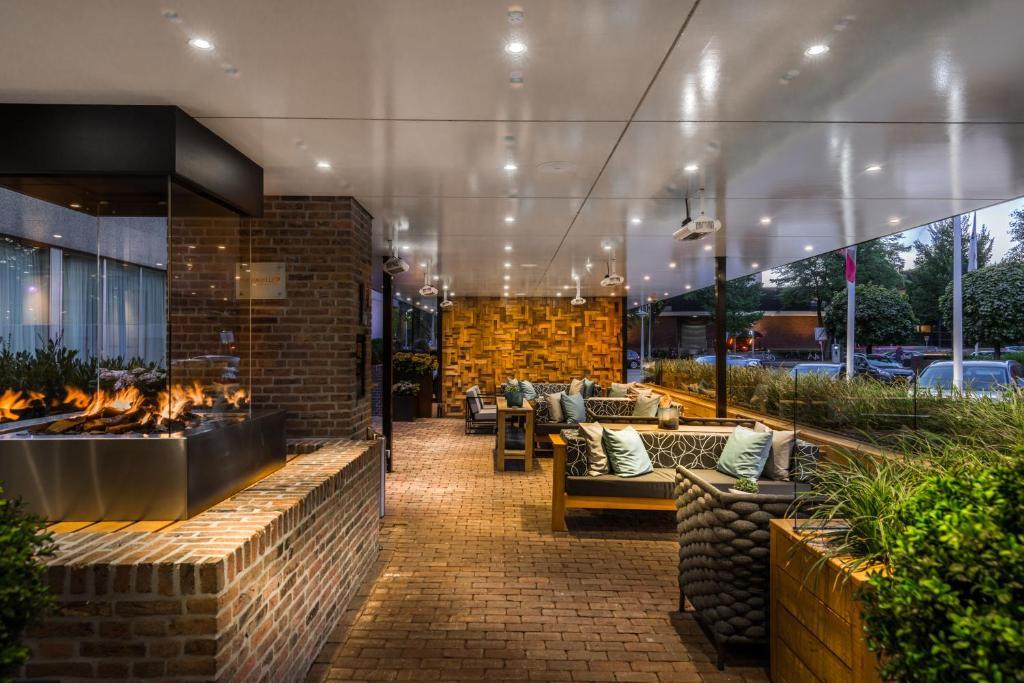 Bilderberg Garden Hotel Amsterdam Netherlands Bookingcom