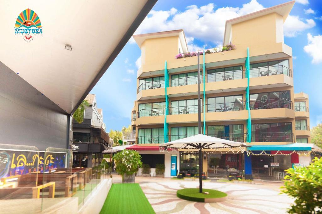 Отличный бюджетный отель на Пхукете (Таиланд)!