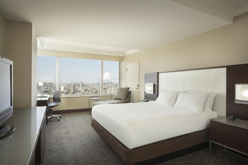 Hotel Hilton San Francisco Union Square CA  Bookingcom