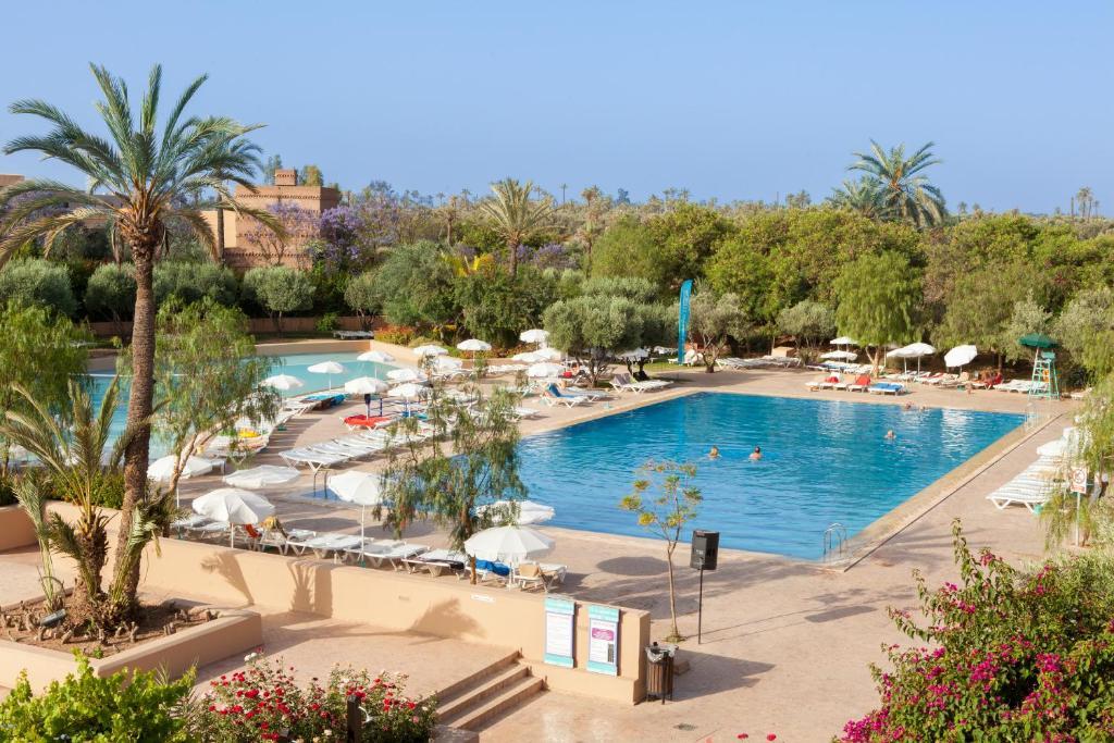 village vacances club madina all inclusive maroc marrakech. Black Bedroom Furniture Sets. Home Design Ideas