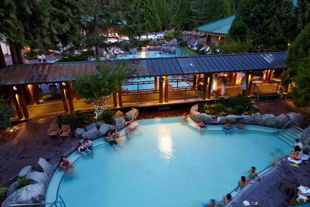 Harrison Hot Springs Resort Spa