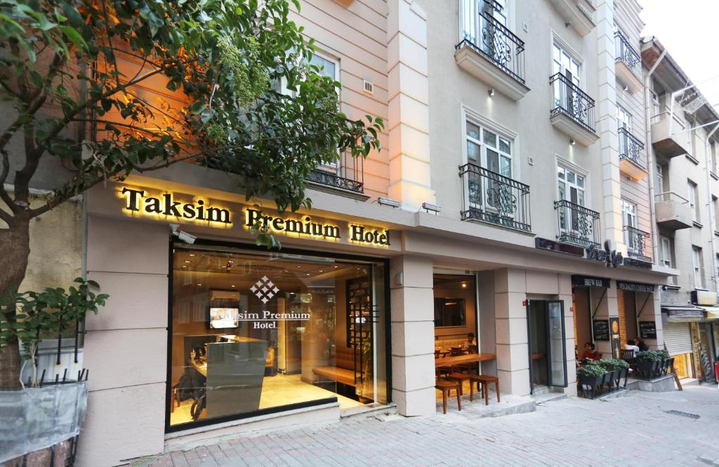 Taksim Premium Hotel Reserve Now Gallery Image Of This Property