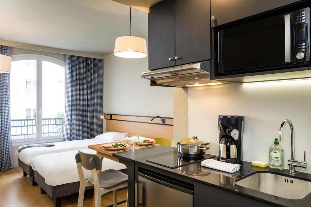Aparthotel adagio la d fense puteaux france for Apart hotel adagio
