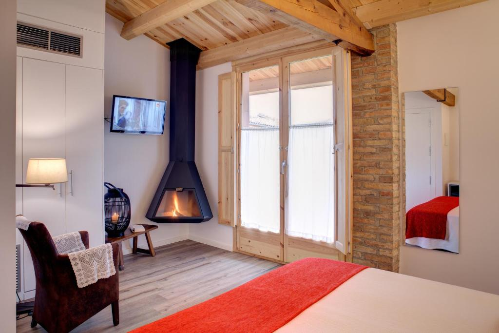boutique hotels lleida provinz  44