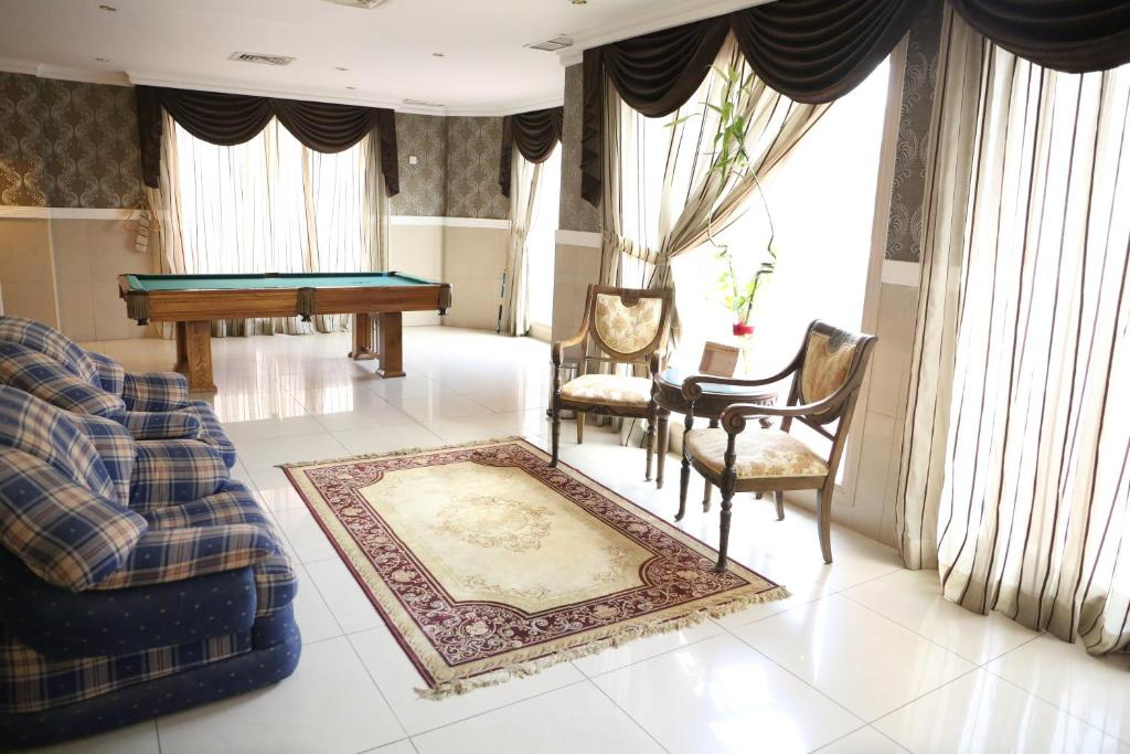 Aparthotel Terrace Apts Mahboula Kuwait