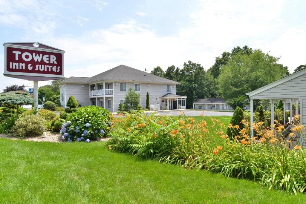 Tower Inn and Suites of Guilford / Madison