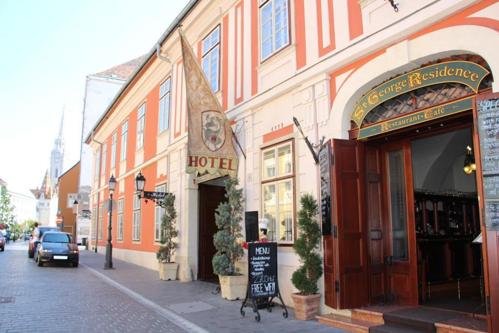 セント ジョージ レジデンス オール スイート ホテル デラックス(St. George Residence - All Suite Hotel DeLuxe)