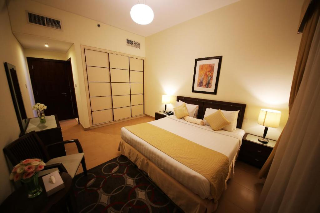 Tulip hotel apartments dubai uae for Dubai hotel booking