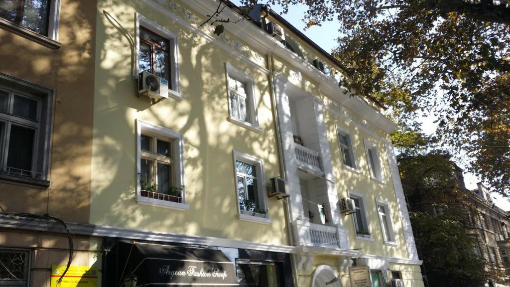 Апартамент Мезонет Шопен - Варна