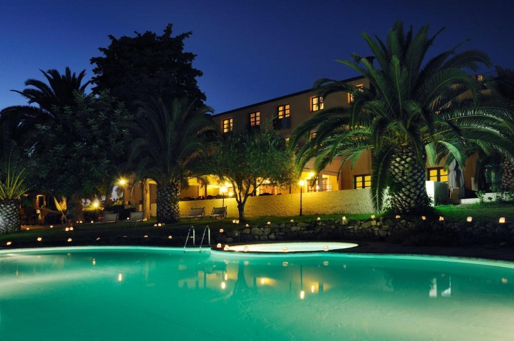 A piscina em ou perto de Alghero Resort Country Hotel