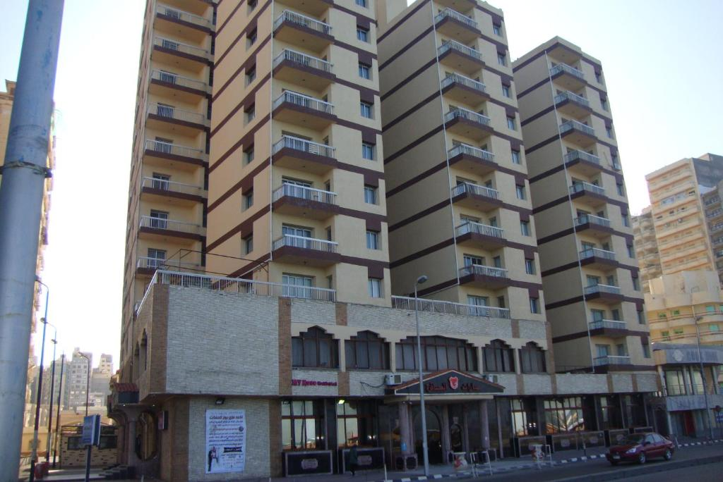 Asafra Hotel Apartments Alexandria Egypt Deals