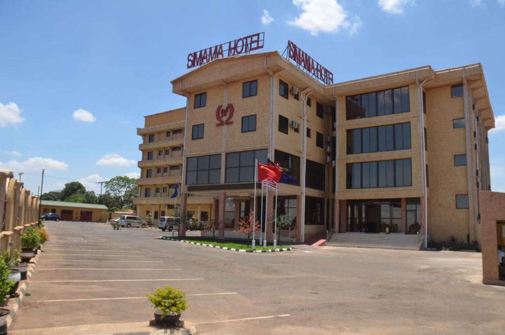 Simama hotel lilongwe malawi for Booking hotel