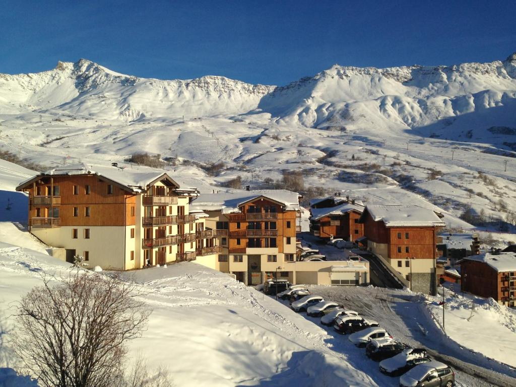 location appartement ski saint francois longchamps