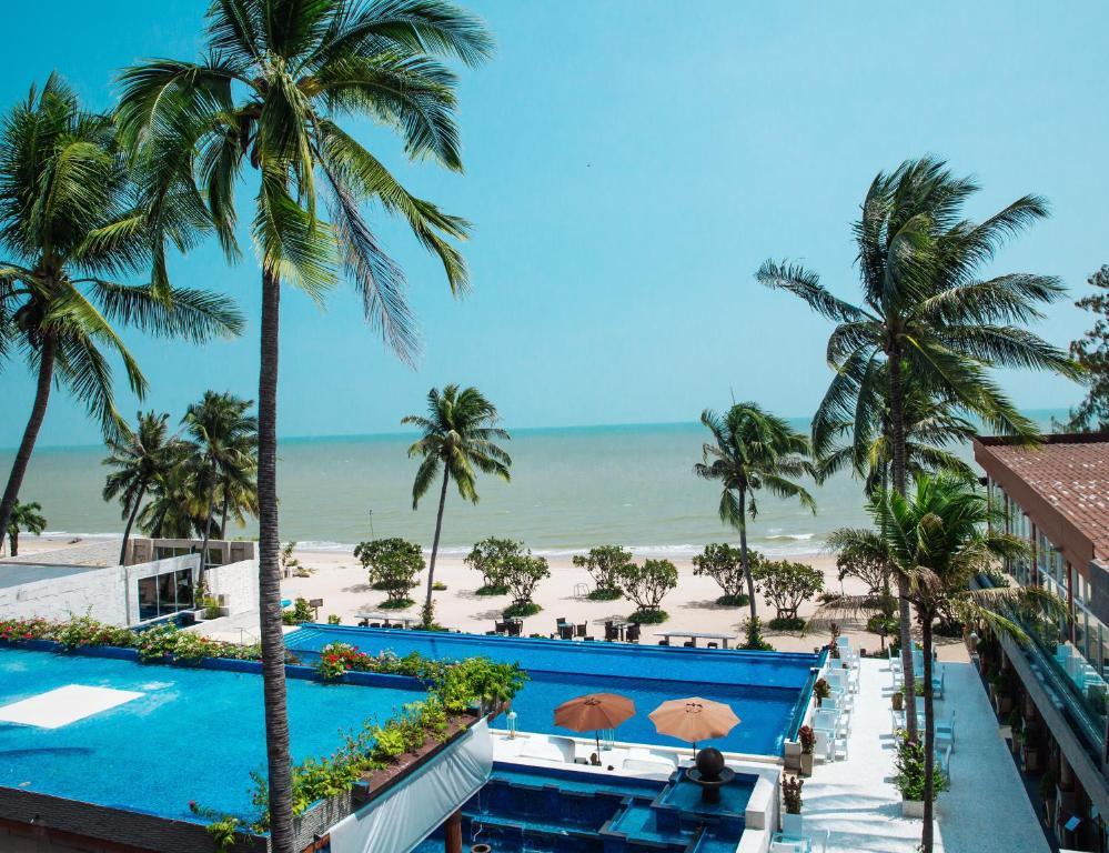 6 причин выбрать вариант размещения Dhevan Dara Beach Villa Kuiburi