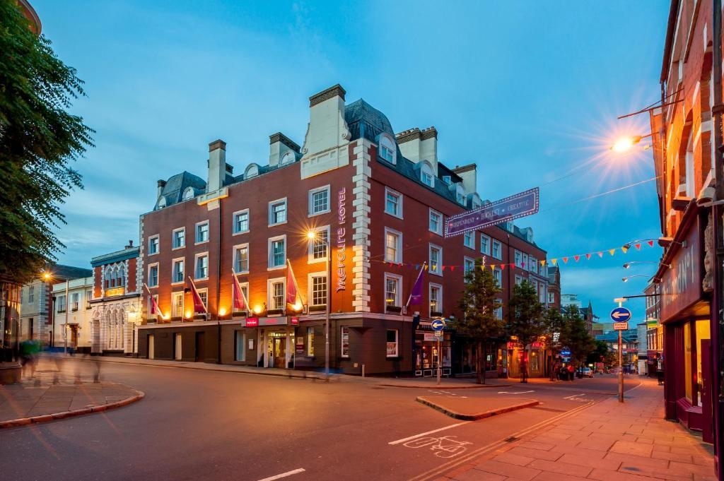 Mercure Nottingham City Centre Hotel, Nottingham – Precios ...