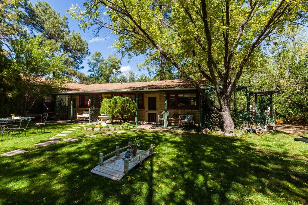 to places prescott cabins arizona lodging stay alltrips