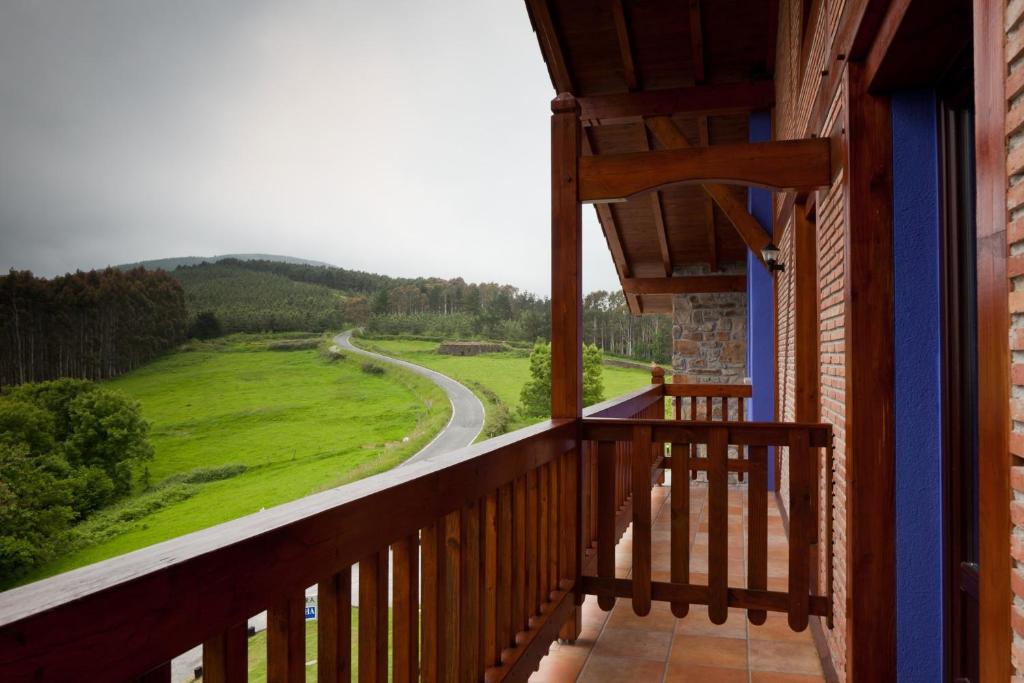 Imagen del Hotel-Apartamento Rural Atxurra
