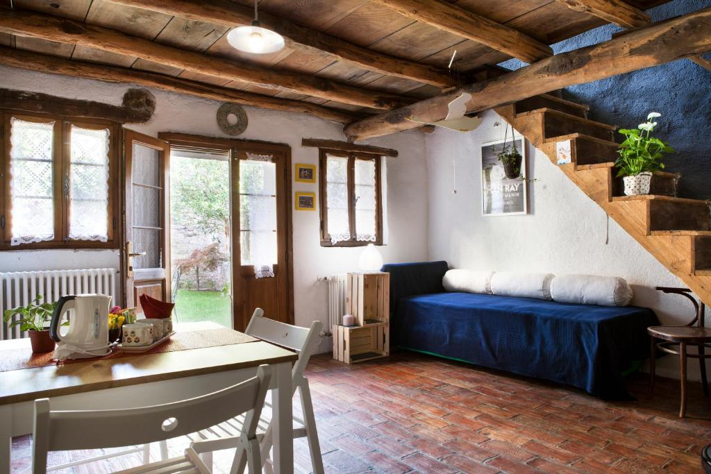 Pension il giardino segreto italien tovena booking
