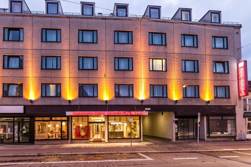 Leonardo Hotel Munich City North Germany Bookingcom