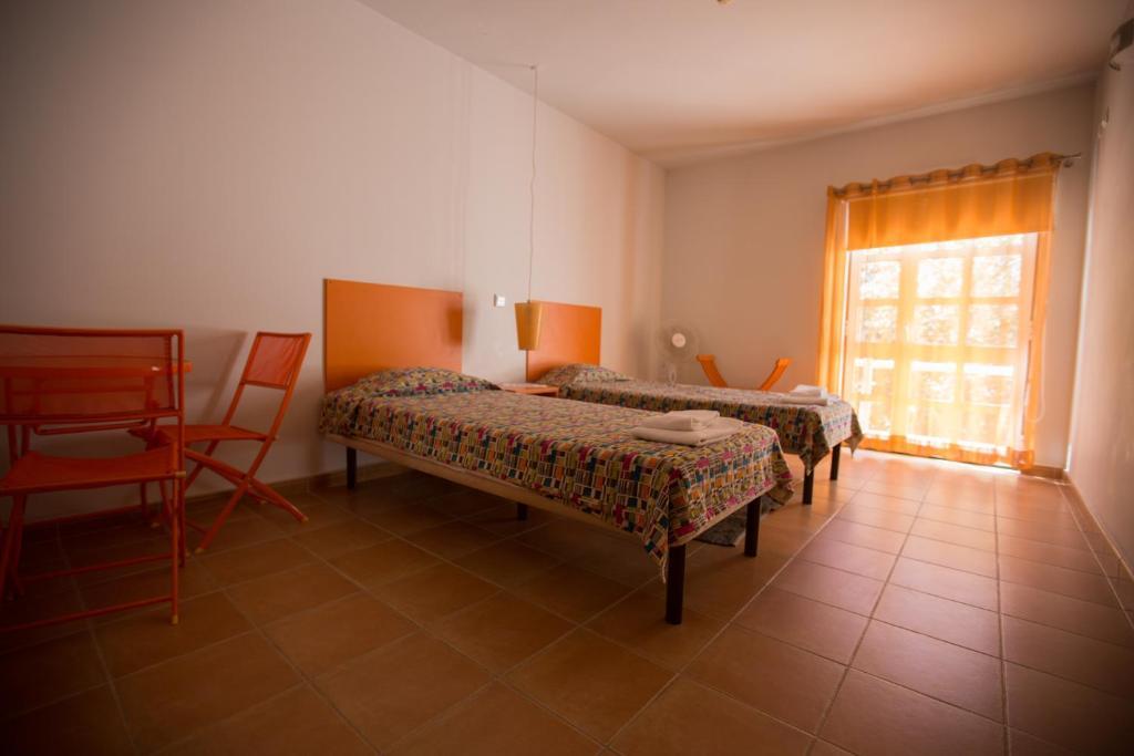 A room at HI Portimão - Pousada de Juventude