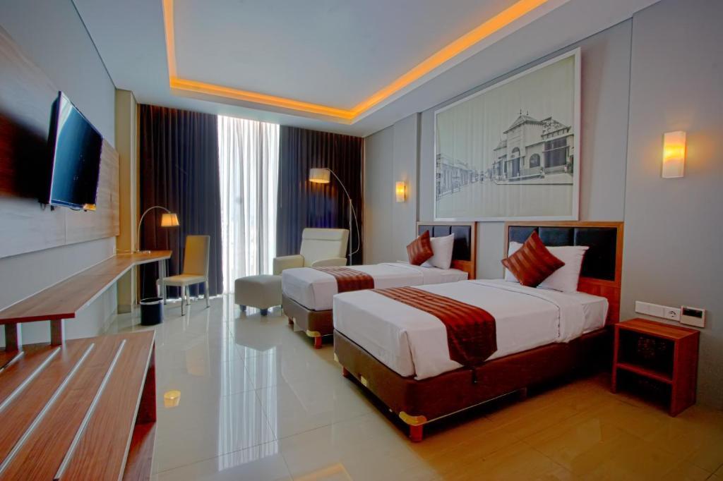 Pasar Baru Square Hotel Bandung Indonesia