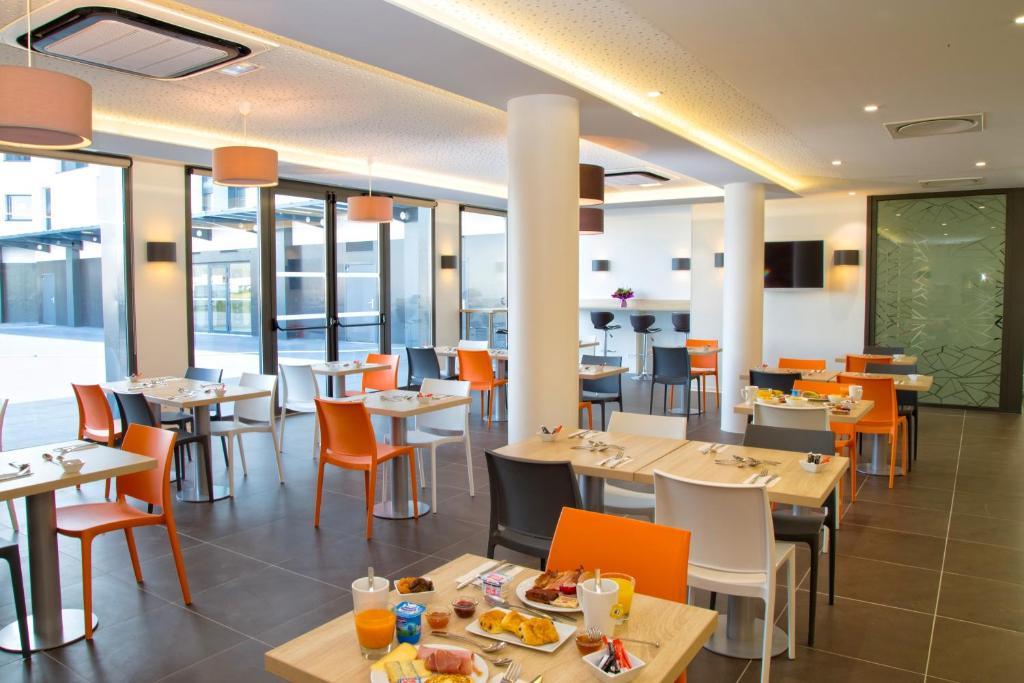 All suites appart h tel pessac france pessac for Appart hotel tarif