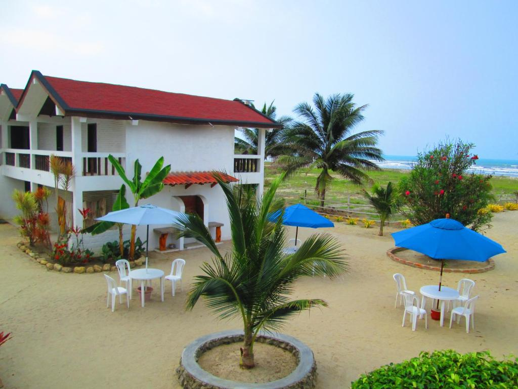 Sundown Beach Hotel Canoa Ecuador Booking