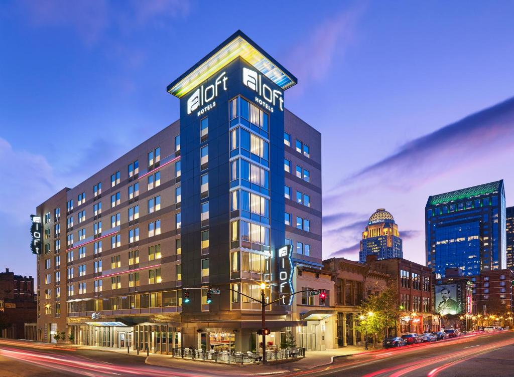 Aloft Louisville Downtown Reserve Now Gallery Image Of This Property