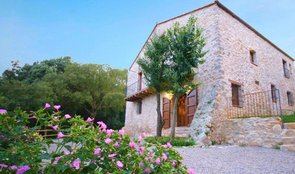 casas rurales con encanto en cataluña  163