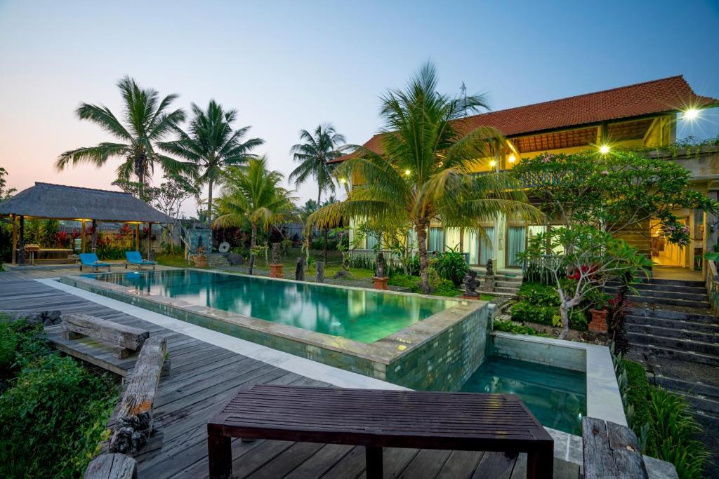 Bali Hotel Booking