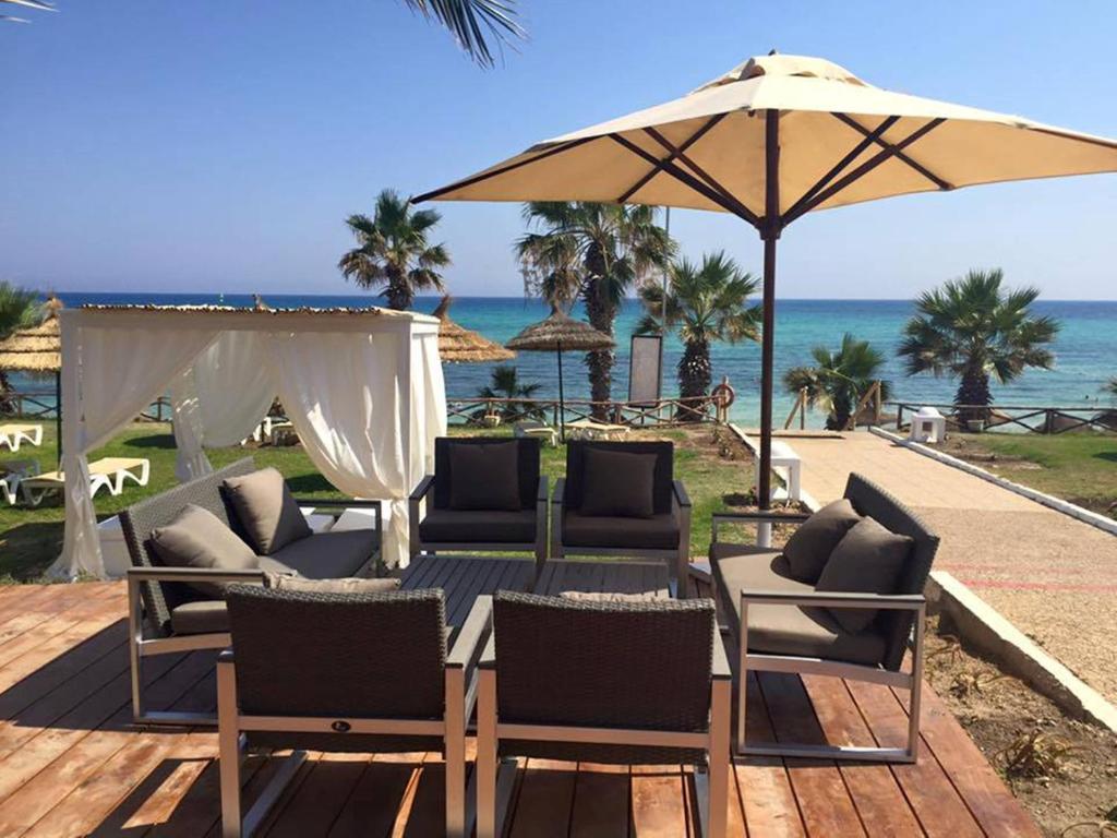В солнечный Тунис из холодного октября!