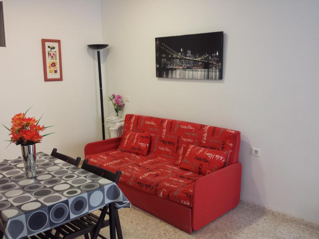 Bonito apartamento con barbacoa foto